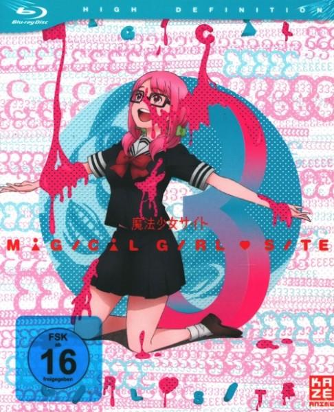 Magical Girl Site Vol. 3 Blu-ray