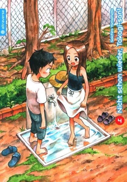 Nicht schon wieder, Takagi-San 4