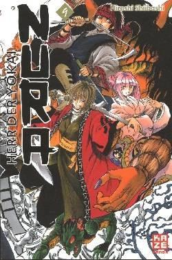 Nura - Herr der Yokai 09