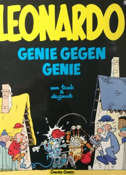 Leonardo (Carlsen, Br.) div. Auflage Nr. 1-5