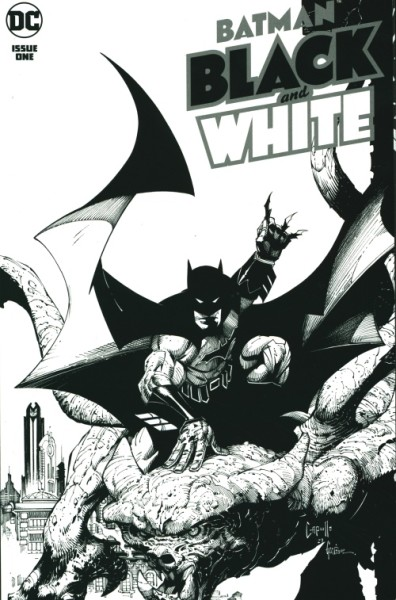 Batman - Black & White (2020) ab 1