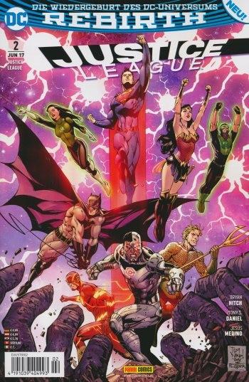 Justice League (2017) 02