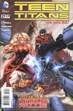 Teen Titans (2011) 0,2-30