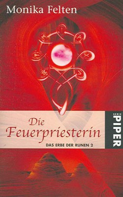Felten, Monika (Piper, Tb.) Erbe der Runen Nr. 1-3 (neu)