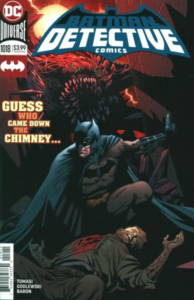 US: Detective Comics (2016) 1018