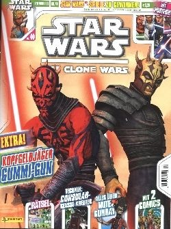 Star Wars: The Clone Wars Magazin 40