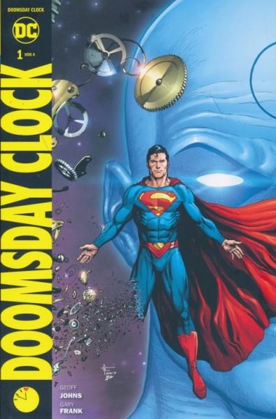 Doomsday Clock SC 1