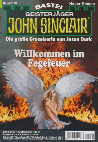 John Sinclair 2158