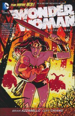 Wonder Woman (2011) Vol.3 Iron SC