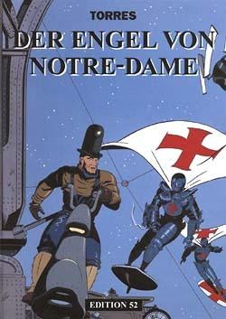 Engel von Notre-Dame (Edition 52, B.) Luxusausgabe