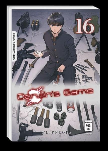 Darwin´s Game 16 (03/20)