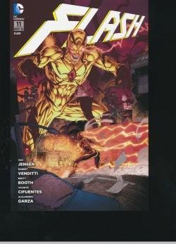 Flash (2012) 11