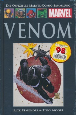 Offizielle Marvel-Comic-Sammlung 98: Venom (69)