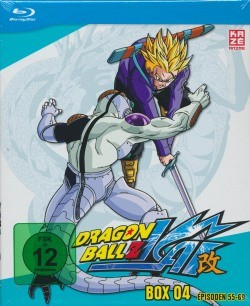 Dragon Ball Z - Kai Box 04 Blu-ray