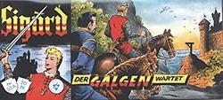 Sigurd (Hamburgcomics, picc., 0,30 DM) 2.Serie Nr. 93a