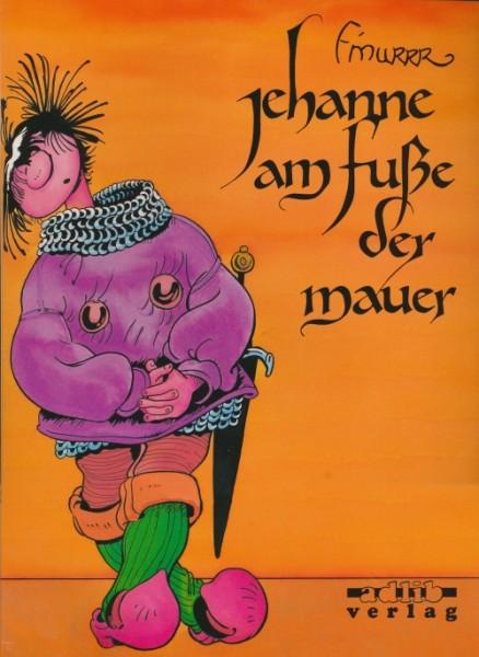 Jehanne am Fusse der Mauer (Adlib, Br.)