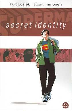 US: Superman Secret Identity