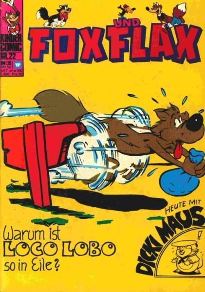 Fox und Flax (BSV, Gb.) Nr. 13-25