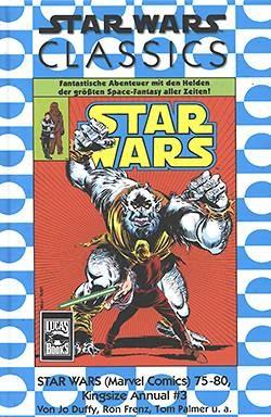Star Wars Classics 10 HC