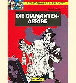 Abenteuer von Blake und Mortimer (Carlsen, Br.) Nr. 1-22