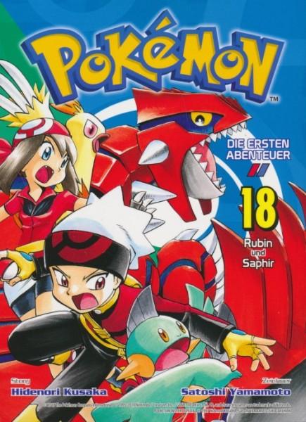 Pokemon - Die ersten Abenteuer 18