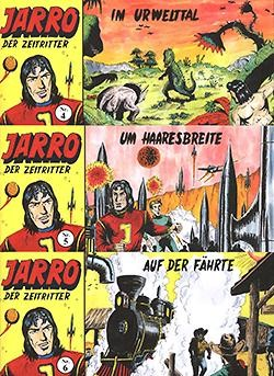 Jarro (Wildfeuer, picc.) Der Zeitritter Nr. 1-45