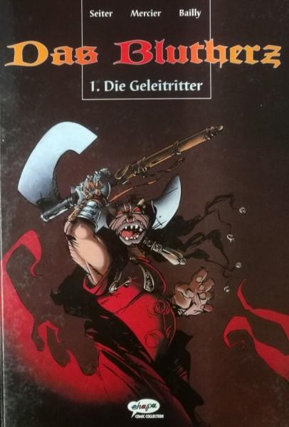 Blutherz (Ehapa, B.) Nr. 1-3