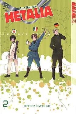 Hetalia - Axis Powers 2