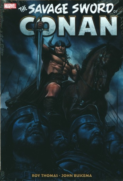 US: Savage Sword of Conan Original Marvel Years Omnibus Vol 4