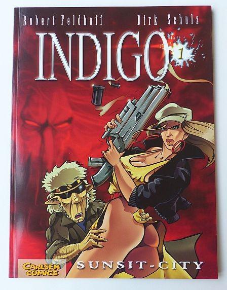Indigo (Carlsen, Br.) Nr. 1-7 zus. (Z1)