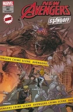 New Avengers (2016) 2