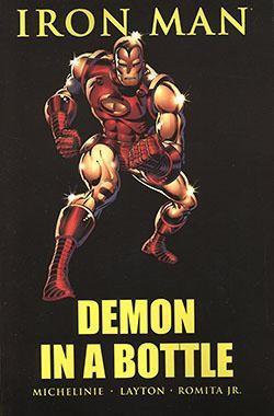 US: Iron Man: Demon in a Bottle