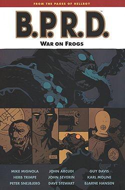 US: BPRD: War on Frogs