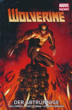 Wolverine - Marvel Now! Paperback HC 3
