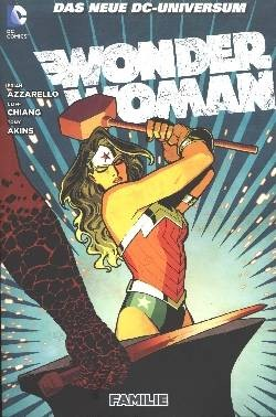 Wonder Woman (2012) 02