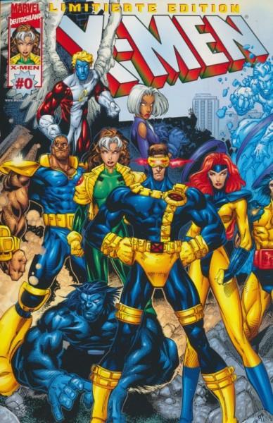 X-Men (Marvel, Gb., 1997) Variant Nr. 0