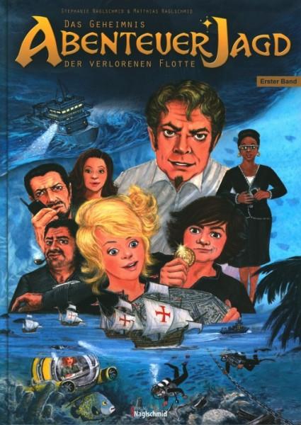 AbenteuerJagd (Naglschmid Verlag, B.) Nr. 1