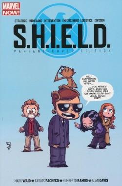 S.H.I.E.L.D. 01 Essen 2015 Variant