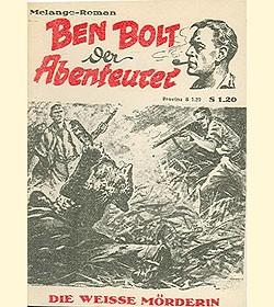 Ben Bolt (Romanheftreprint, Vorkrieg) Nr. 1-21