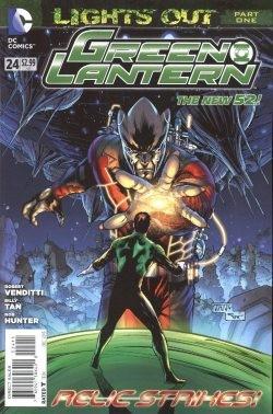 Green Lantern Corps (2011) ab 1