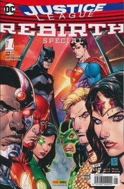 Justice League (2017) Rebirth Special