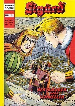 Sigurd Album 71