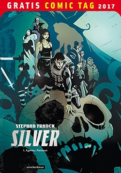 Gratis Comic Tag 2017: Silver
