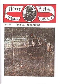 Harry Piel (Speka, 1920-23, VK) (Romanheftreprints) Nr. 1-12 (neu)