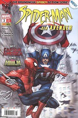 Spider-Man - Der Avenger 03