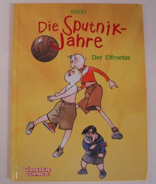 Sputnik-Jahre (Carlsen, B.) Nr. 1-4 kpl. (Z1-)