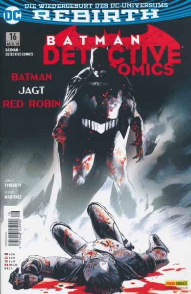 Batman Detective Comics (2017) 16