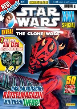 Star Wars: The Clone Wars XXL Special 2013/01