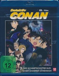 Detektiv Conan - Der 18. Film Blu-ray
