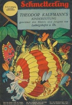 Schmetterling (Mielke & Co, Gb., VK.) 09. Jahrgang Nr. 1-24 Vorkrieg